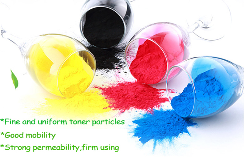 TK580 Color toner cartridge