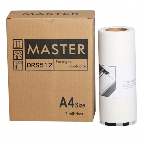Master film of A4 Duplo DP-S510