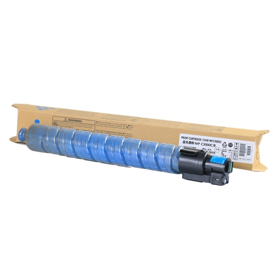 Color toner cartridge MPC3000
