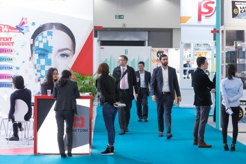 Paperworld 2019 em Frankfurt am Main